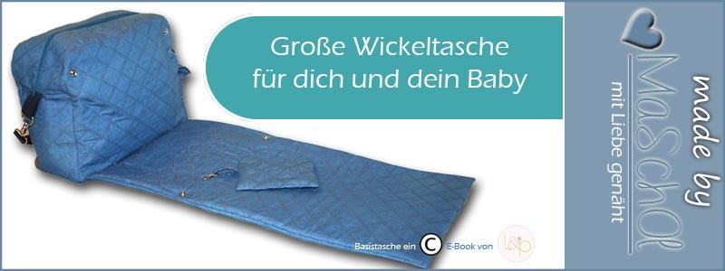 grosse Wickeltasche