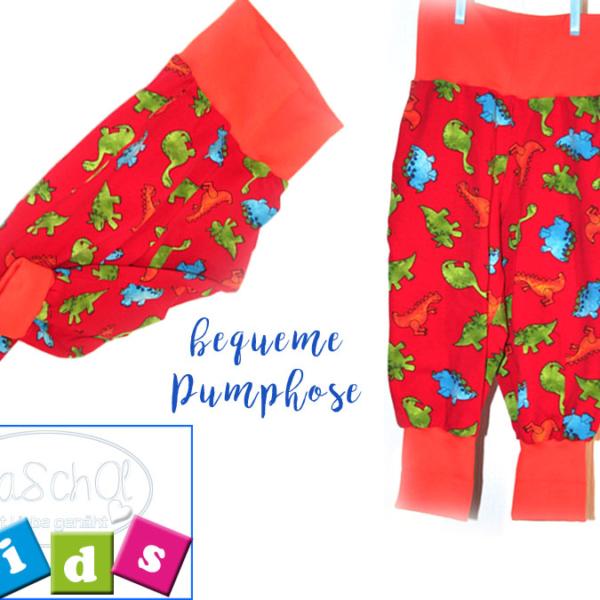 Pumphose Haremshose
