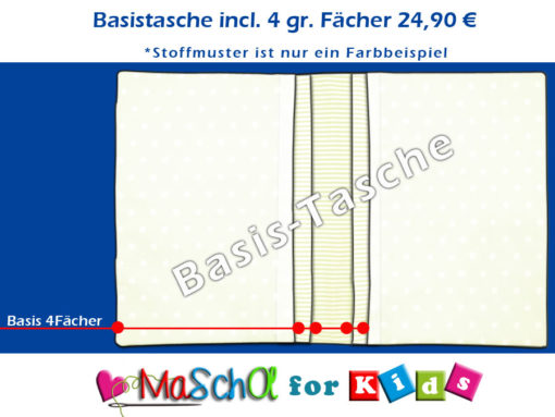 Basis-Windeltasche