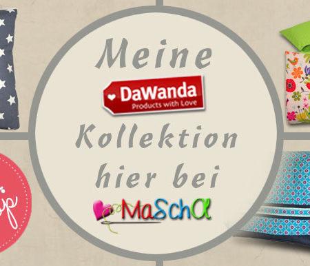 Meine Dawanda-Kollektion