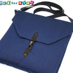 Wickeltasche als Schultertasche