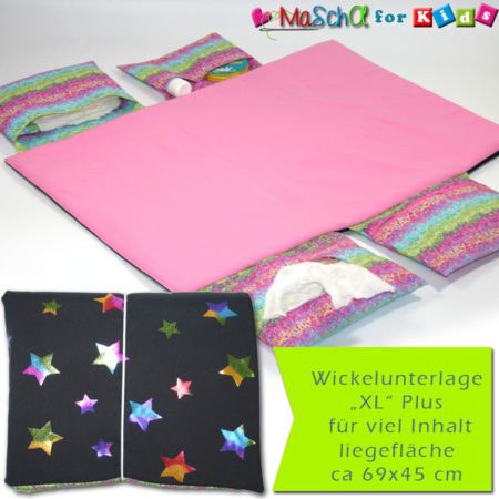Wickelunterlage plus