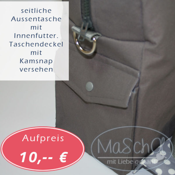 Option Handytasche