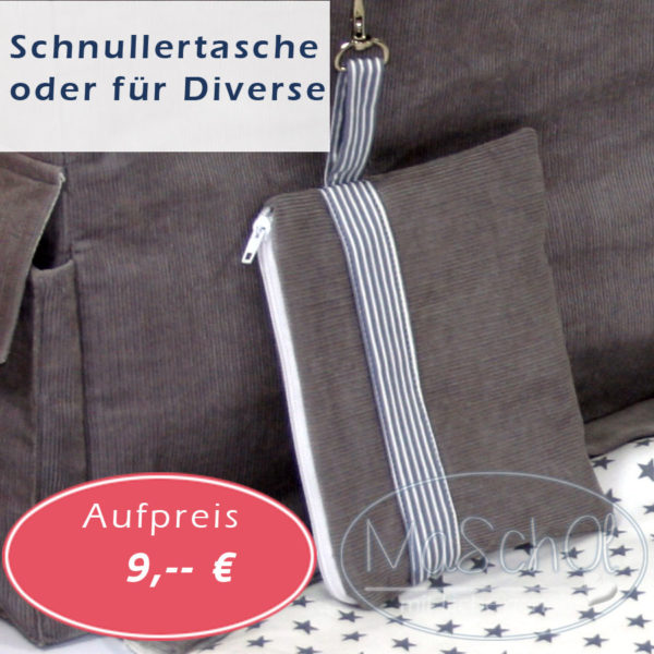 Option Schnullertasche