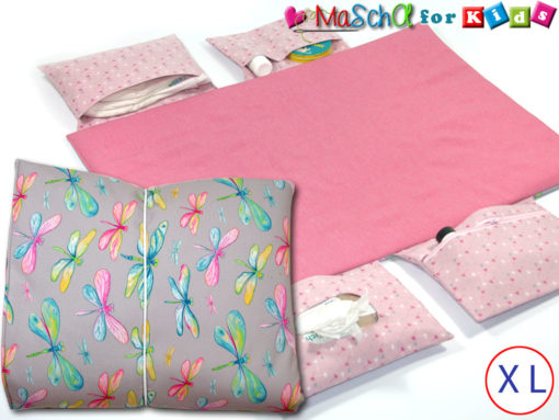 Wickelunterlage Softshell XL