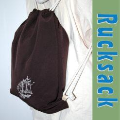 Beutel Rucksack