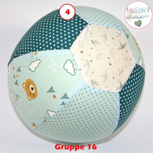 Luftballonhülle-Lernball