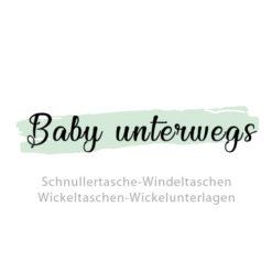 Baby unterwegs